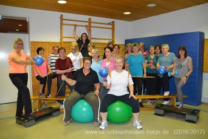Fit in den Frühling – der Fitness-Parcour